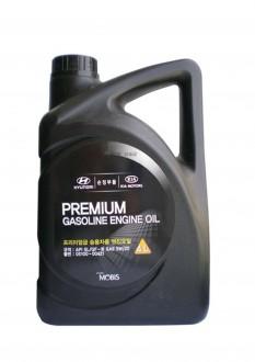 hyundai kia premium lf 5w20 отзывы