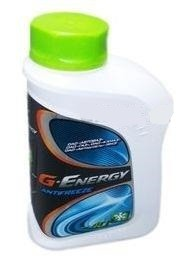 Антифриз G-Energy Antifreeze 40 (1кг) ЗЕЛЕНЫЙ