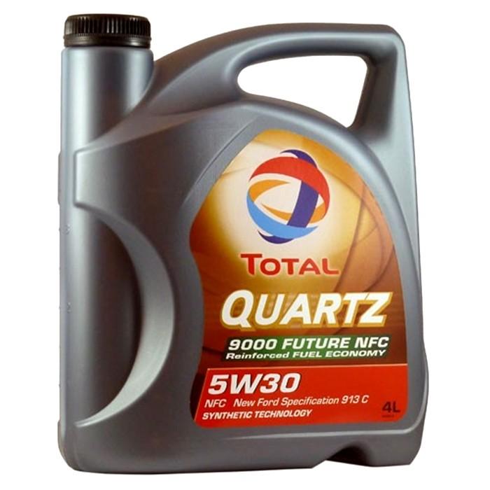 Total Quartz 9000 FUTURE NFC 5w-30 (4 л.) - фото 2